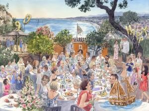 animation magicien anniversaire fête privée nice alpes maritimes